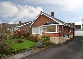 Thumbnail 2 bed detached bungalow for sale in Westfield Drive, Ossett