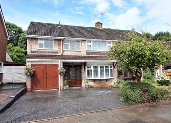 Thumbnail 4 bed semi-detached house for sale in Chylds Court, Coventry