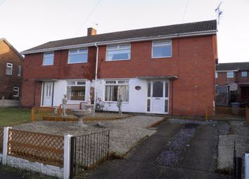 Thumbnail 3 bed semi-detached house for sale in Whitewater Road, Ollerton, Newark