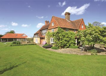 Thumbnail 5 bed detached house for sale in Highfield Lane, Thursley, Godalming, Surrey