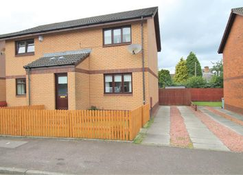 Thumbnail 2 bed semi-detached house for sale in Strath Peffer, Law, Carluke