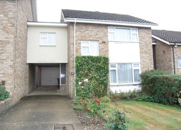 Thumbnail 3 bed link-detached house for sale in Foxleys, Watford