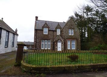 Thumbnail 5 bed detached house to rent in Hightae & Dalton Manse, Hightae Lockerbie