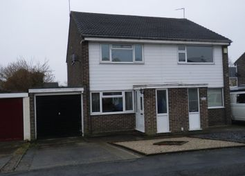 Thumbnail 2 bed semi-detached house for sale in Calderdale Drive, Long Eaton