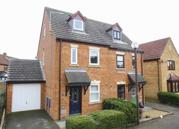 Thumbnail 3 bed semi-detached house to rent in Abbeydore Grove, Monkston, Milton Keynes