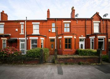 Thumbnail 3 bed terraced house for sale in Warrington Road, Goose Green, Wigan