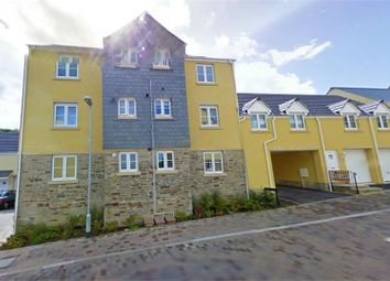 Thumbnail 2 bed flat for sale in Lady Beam Court, Kelly Bray, Callington, Cornwall