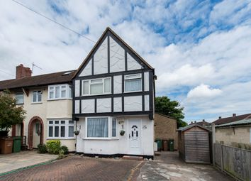 Thumbnail 1 bed flat for sale in Bramblewood Close, Carshalton
