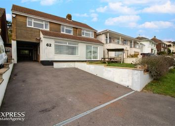 Thumbnail 4 bed detached house for sale in Wear Bay Road, Folkestone, Kent