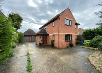Thumbnail 4 bed detached house for sale in The Grove, Henley Road, Ipswich