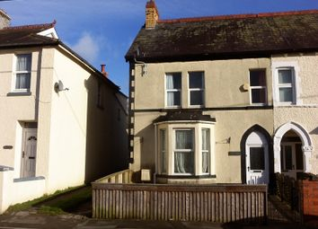 Thumbnail 4 bed semi-detached house for sale in Station Road, St. Clears, Carmarthen, Carmarthenshire.