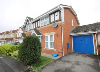 Thumbnail 2 bed property to rent in Hawkins Crescent, Bradley Stoke, Bristol
