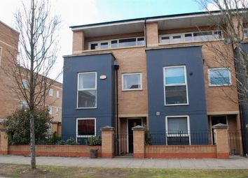 Thumbnail 3 bedroom town house for sale in Timken Way South, Duston, Northampton