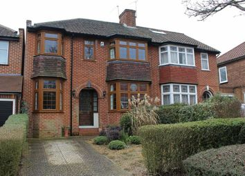 Thumbnail 4 bed semi-detached house for sale in St. Ronans Crescent, Woodford Green