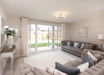 """Thumbnail 4 bed semi-detached house for sale in """"Oakham"""" at Liverpool Road, Widnes"""