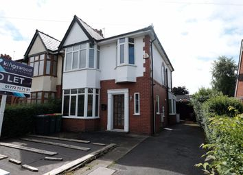 Thumbnail 3 bed semi-detached house to rent in Westway, Fulwood, Preston