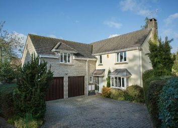 Thumbnail 5 bed detached house for sale in Sidcot Drive, Winscombe