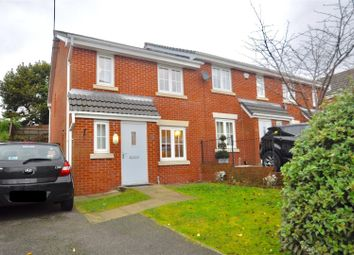 Thumbnail 4 bedroom mews house for sale in Windermere Road, Dukinfield