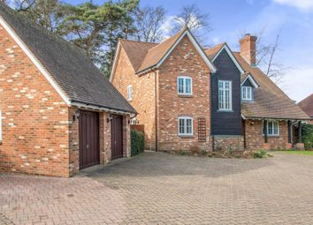 Thumbnail 5 bed detached house for sale in Badgers Walk, Ferndown