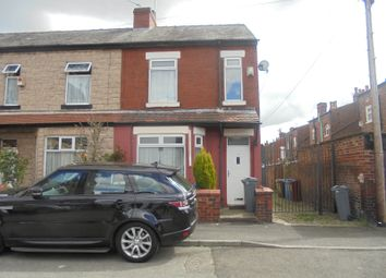 Thumbnail 3 bedroom end terrace house for sale in Cardus Street, Manchester