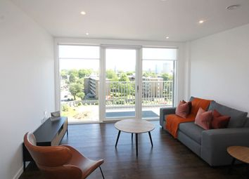 Thumbnail 1 bed flat to rent in Lacewood Apartments, Deptford Landings, Deptford