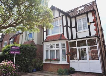 Thumbnail 4 bed end terrace house for sale in Bramber Road, North Finchley