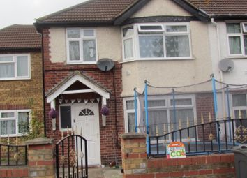 Thumbnail 4 bed terraced house to rent in Byron Ave, Cranford