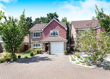 Thumbnail 4 bed detached house for sale in Birch Tree Gardens, Felbridge, East Grinstead
