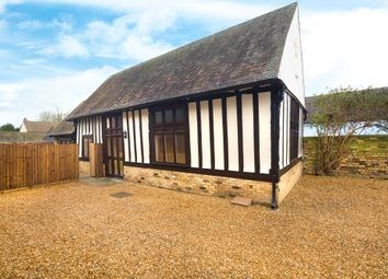 Thumbnail 2 bedroom barn conversion for sale in The Lanterns, Melbourn Street, Royston