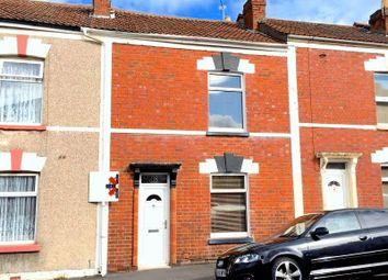 Thumbnail 2 bed terraced house for sale in Stuart Street, Redfield, Bristol