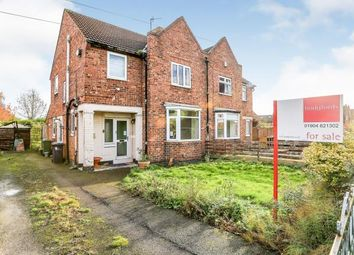 Thumbnail 3 bed semi-detached house for sale in Don Avenue, York, North Yorkshire, England