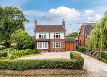 4 bed detached house for sale in Newcastle Road, Smallwood, Sandbach CW11