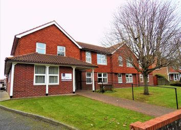 Thumbnail 1 bed flat for sale in Gainsborough Lodge, South Farm Road, Broadwater, Worthing