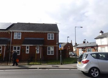 Thumbnail 2 bed end terrace house to rent in Woodbridge Road, Ipswich, Suffolk