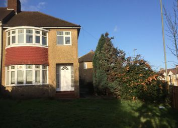 Thumbnail 3 bed semi-detached house to rent in Church Hill Road, East Barnet, Barnet