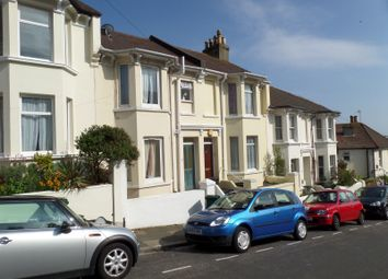 Thumbnail 4 bed terraced house to rent in Crescent Road, Brighton