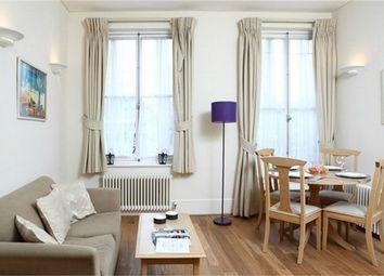 Thumbnail 1 bed flat to rent in Trebovir Road, London