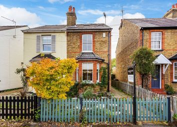 Thumbnail 3 bed semi-detached house for sale in Elm Road, Ewell, Epsom
