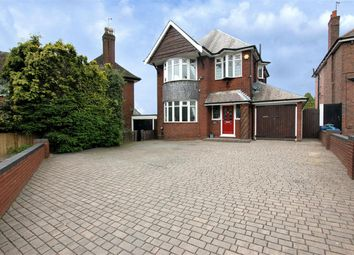Thumbnail 4 bedroom detached house for sale in Mucklow Hill, Halesowen