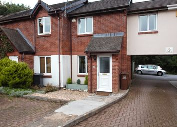 Thumbnail 3 bedroom end terrace house for sale in Woodend Road, Woolwell, Plymouth