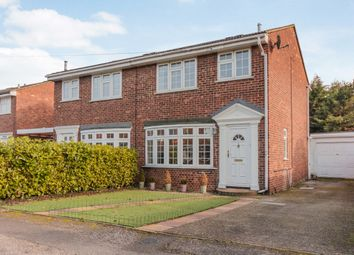 Thumbnail 3 bed semi-detached house for sale in The Rowans, Sunbury-On-Thames, Surrey