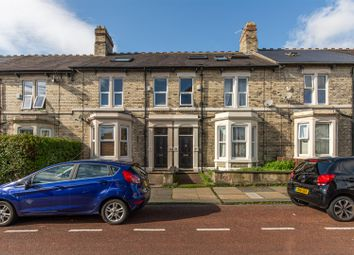 Thumbnail 9 bed terraced house for sale in Queens Terrace, Jesmond, Newcastle Upon Tyne