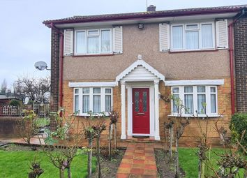 Thumbnail 3 bed end terrace house for sale in Pulham Avenue, London