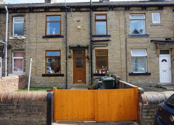Thumbnail 1 bed terraced house for sale in Second Street, Low Moor, Bradford