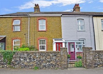 Thumbnail 2 bed terraced house for sale in Canterbury Road, Birchington