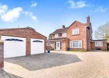 Thumbnail 4 bed detached house for sale in Putnoe Lane, Bedford