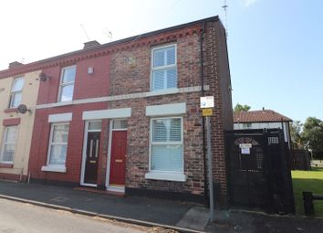 Thumbnail 2 bedroom terraced house for sale in Oak Street, Bootle