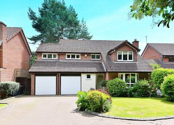 Thumbnail 4 bedroom detached house for sale in Rodman Close, Edgbaston, Birmingham