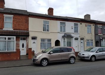 Thumbnail 2 bed terraced house to rent in Burlington Road, West Bromwich