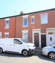 Thumbnail 3 bed terraced house for sale in Castleton Road, Preston
